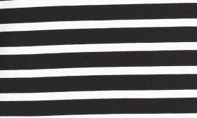 Black- White Stripe swatch image