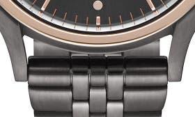 Gunmetal/ Rose Gold swatch image