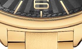 Gold/ Black Mop/ Gold swatch image