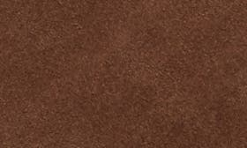 Sepia Brown Suede swatch image