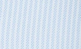 Light Blue / White Print swatch image