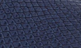 Denim Nubuck Leather swatch image
