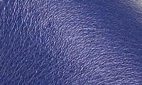 Nautical Blue Leather swatch image