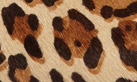 Leopard Pony Calf Hair swatch image