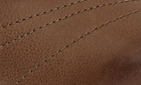 Taupe Burnished Nappa Leather swatch image