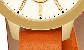 Orange/ Ivory/ Gold swatch image