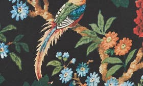 Chinoiserie Garden/ Black swatch image