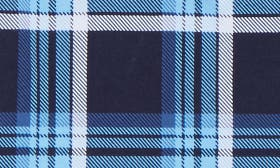 Peacoat Carolina Large Plaid swatch image