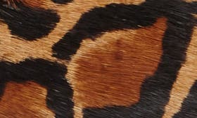 Camel Calf Hair swatch image