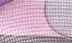 Mod Swirls Pink/ Grey swatch image