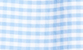 Checkered Sky Blue swatch image
