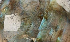Pyrite/ Labradorite swatch image