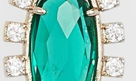 Emerald/ Brass swatch image