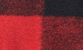 Red/ Black Plaid swatch image