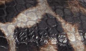 Brazed Leather Combo swatch image