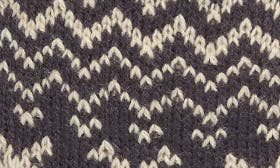 Charcoal Snowshoe Fabric swatch image
