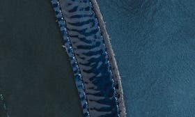 Neptune/ Cedre Nubuck Leather swatch image