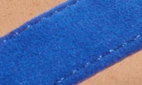 Cobalt Suede swatch image