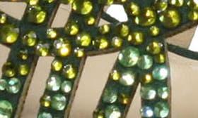 Emerald Suede swatch image