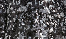 Black Abstract Camo swatch image