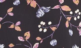 Black/ Lavender Print swatch image
