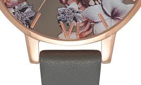 Grey/ Floral/ Rose Gold swatch image