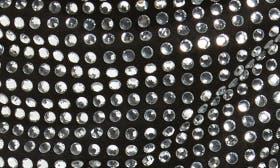 Black Suede Silver swatch image
