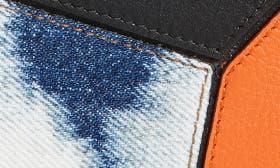 Blue Denim/ White/ Black swatch image