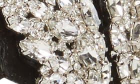 Black/ Crystal swatch image