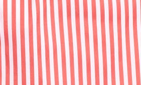 Red/ White Lucy Stripe swatch image