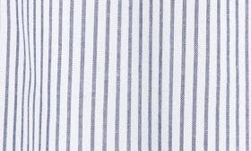 White- Blue Stripe swatch image