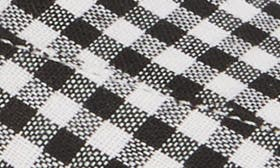 Black / White Fabric swatch image