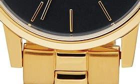 Gold/ Black Sunray swatch image