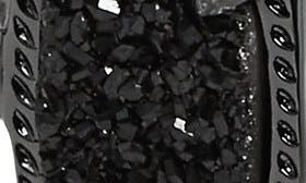 Black Drusy/ Gunmetal swatch image selected
