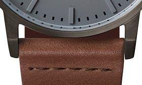 Cognac/ Gunmetal/ Gunmetal swatch image