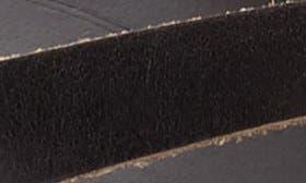 Onyx/ Black Leather swatch image