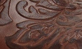 Yeehaw Brown Leather swatch image