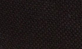 Black Woven swatch image