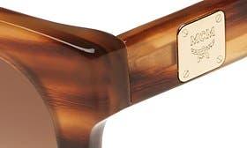 Striped Cognac swatch image