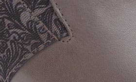 Grey Nappa Leather swatch image