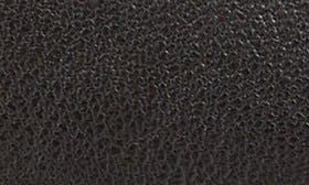 Black Mousse Leather swatch image