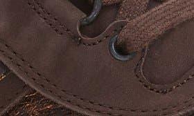 Drk Brwn/ Bronze Bucksoft Leat swatch image