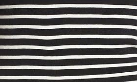 Black- Ivory Stripe swatch image