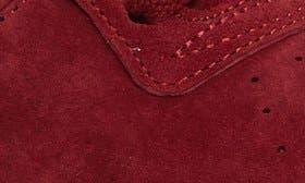 Biking Red Suede swatch image