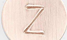 14K Gold Fill Z swatch image