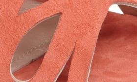Salmon Suede swatch image selected