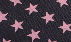 Pink/ Navy Star Canvas swatch image