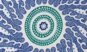 Indigo swatch image