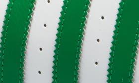 White/ Green/ Gold Metallic swatch image