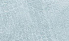 Pale Blue Snake Print swatch image